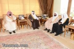فيصل بن خالد : مشروع الملك عبدالله لتطوير القضاء يسهل على المواطن والمقيم