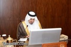 أمير عسير يترأس اجتماع لجنة الدفاع المدني بالمنطقة