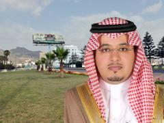 الهزاني : أطلعت سمو أمير منطقة عسير على معاناة المواطنين وآمل من شركات الإتصالات والبنوك وضع حد لها