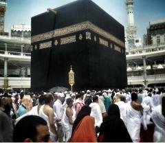 الأجوء الروحانية لضيوف الرحمن بالمسجد الحرام