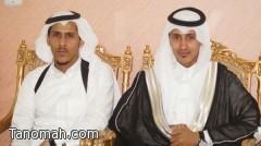 عبدالعزيز البارقي يحتفل بزواجه