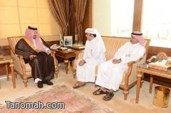 أمير عسير يستقبل رئيس وأعضاء الجمعية السعودية لطب وجراحات السمنة