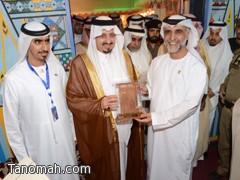أمير عسير يوجه بنسخة ثانية من المهرجان السعودي الإماراتي