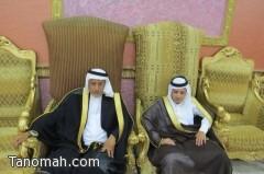 محمد بن جار الله يحتفل بزواج نجله حسن