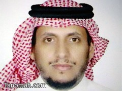 سعد الفرحان يحصل على درجة الماجستير