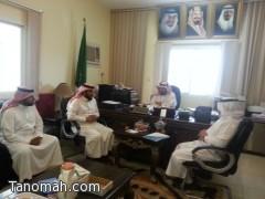 مكتب بني عمرو يعد الخطة العامة لتفعيل مشروع اللغة العربية