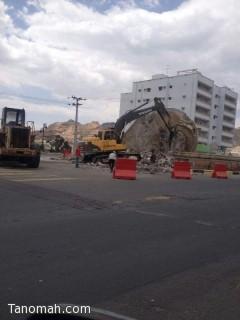 مواطنون يطالبون بلدية تنومة عدم تكرار التجربة السابقة وإستثمار الموقع