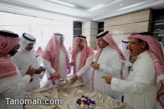 أمين عسير يطالب منسوبيه بتقديم خدمة بلدية مميزة للمواطن