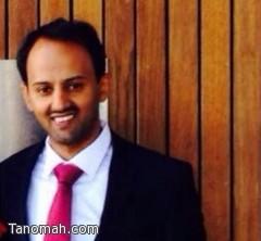 محمد بن شعشاع يحصل على درجة الدكتوراه من بريطانيا