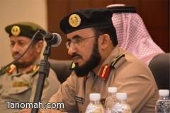 اللجنة الأمنية بمنطقة عسير تعقد لقاء مفتوحاً في المجاردة