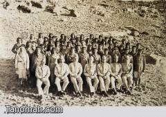 صور نادرة لتدريب الجيش السعودي قبل 73 عاماً