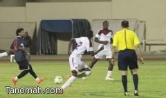 نادي أبها يخسر من حطين بأربعة أهداف