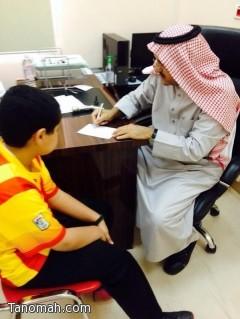 """عيادة الدكتور بن معيض في مستشفى تنومة تحدد بـ""""عامين"""" وتسقبل 12 مريضاً في أول يوم لها"""