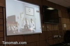 تدشين خدمة الطب الاتصالي بين مستشفى ابها للولادة والأطفال ومستشفى الملك فيصل التخصصي