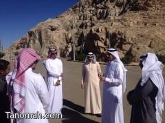 """السياحة تطوير """"سد بيشة """" بـ10 ملايين ليكون منتزه سياحي"""