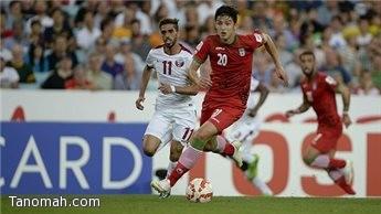 إيران تتغلب على قطر .. وتتأهل مع الإمارات إلى الدور ربع نهائي كأس آسيا
