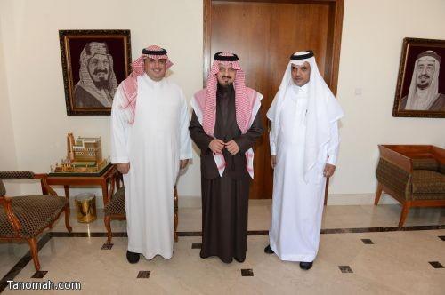 أمير عسير:مسيرة الإعلام السعودي في عهد خادم الحرمين الشريفين حققت قفزات كبيرة