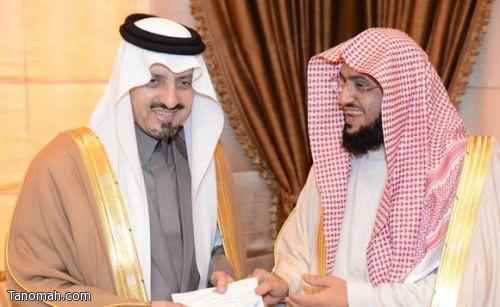أمير عسير يشيد بدور جمعية البر بأبها