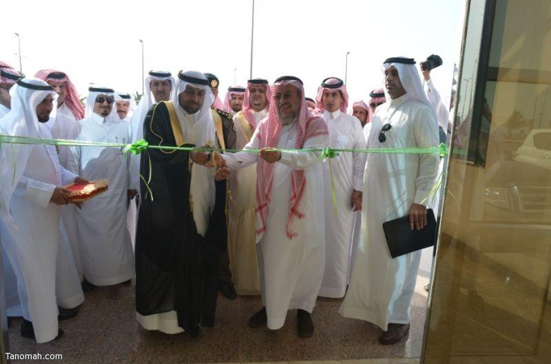 الخليل يفتتح مبنى بلدية البرك ويطالب رؤساء البلديات بخدم المواطن