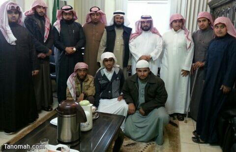 مدير تعليم بني عمرو يستقبل وفد مجمع ابن القيم للتحفيظ