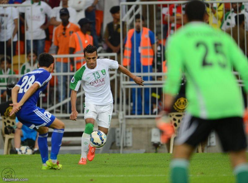 الأهلي السعودي يتصدر المجموعة الرابعة في دوري أبطال آسيا