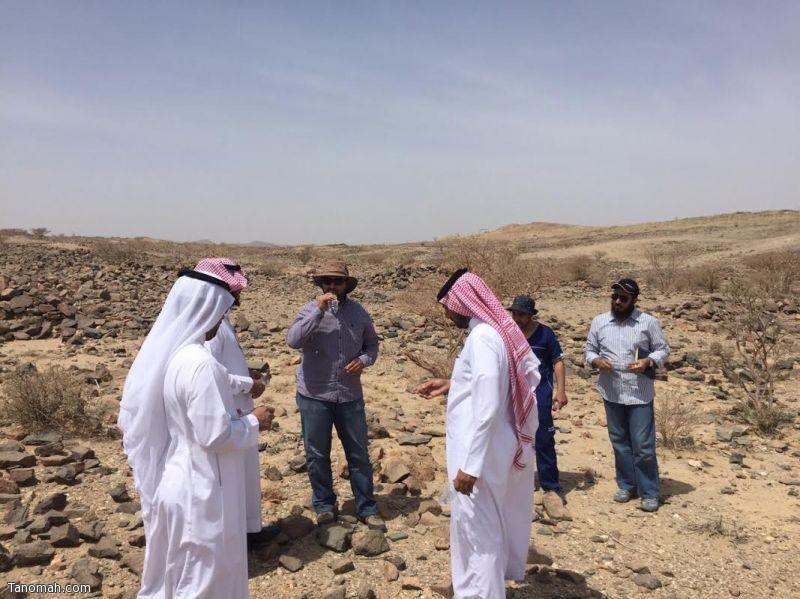 عمل مشترك لتنقيب مواقع عسير الأثرية.. العبلاء بداية