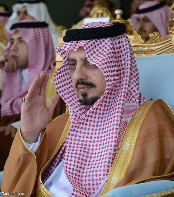 """أمير عسير : أمننا خط أحمر.. وقوة عربية تمخضت عن """"عاصفة الحزم"""""""