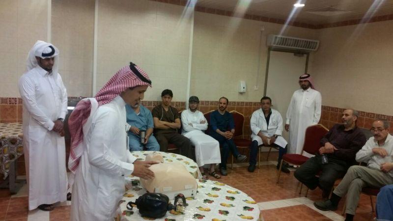 صحة عسير تواصل جهودها لتدريب الفرق الطبية المتنقلة والعاملين بأقسام الطوارئ