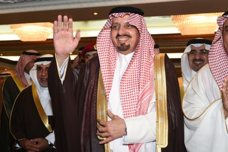 أمير عسير يرعى حفل تخريج الدفعة السابعة عشر من طلاب جامعة الملك خالد