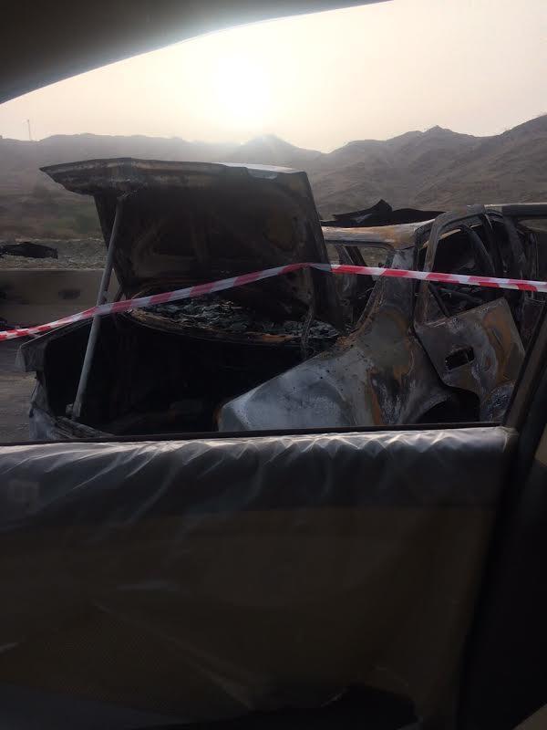 ثلاث وفيات واصابتين بحادث مروري بطريق مربه.