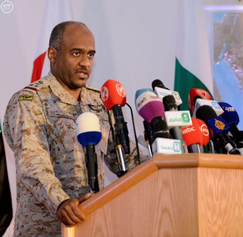 منهجية العمليات الجوية أصبحت مركزة لاستهداف عناصر المليشيات الحوثية والموالين لهم من قوات الجيش اليمني