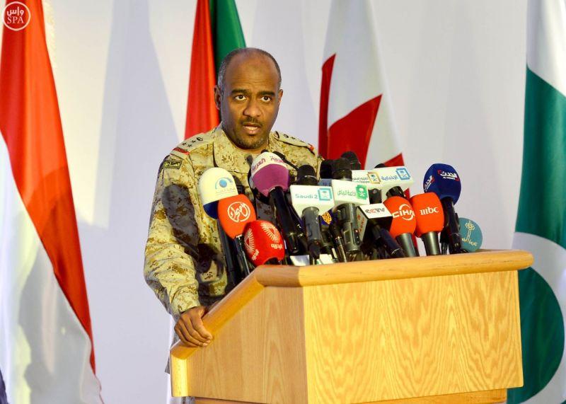 المتحدث باسم قوات التحالف : قوات التحالف نفذت إلى ظهر اليوم ما يقارب 1200 طلعة جوية