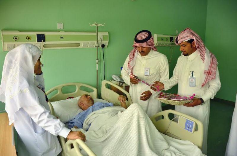 مستشفى تنومه العام يحتفل بيوم الصحه العالمي