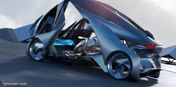 بالفيديو.. إبتكار سيارة جديدة تعمل ببصمة العين