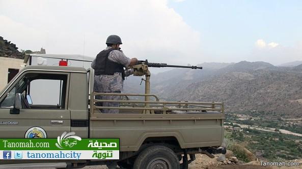 الداخلية :استشهاد قائد دورية لحرس الحدود في جازان