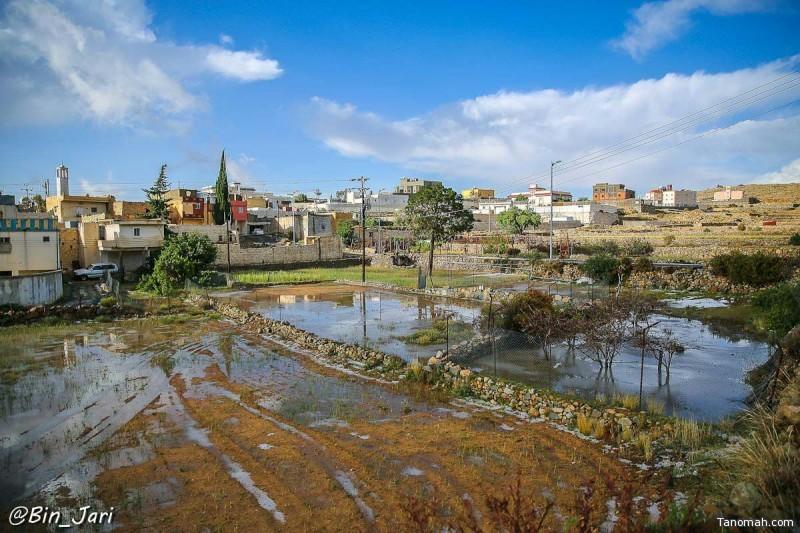 الأرصاد تتوقع هطول أمطار على عدد من مناطق المملكة