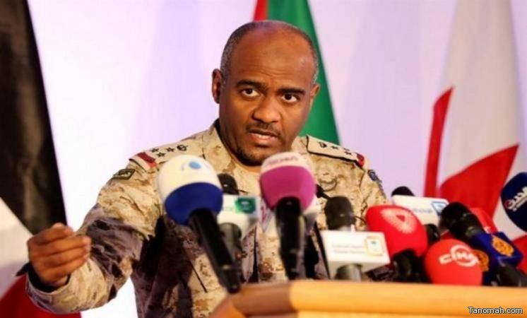 قوات التحالف: الهدنة الإنسانية بدأت.. والحوثيون يقصفون مواقع بجازان