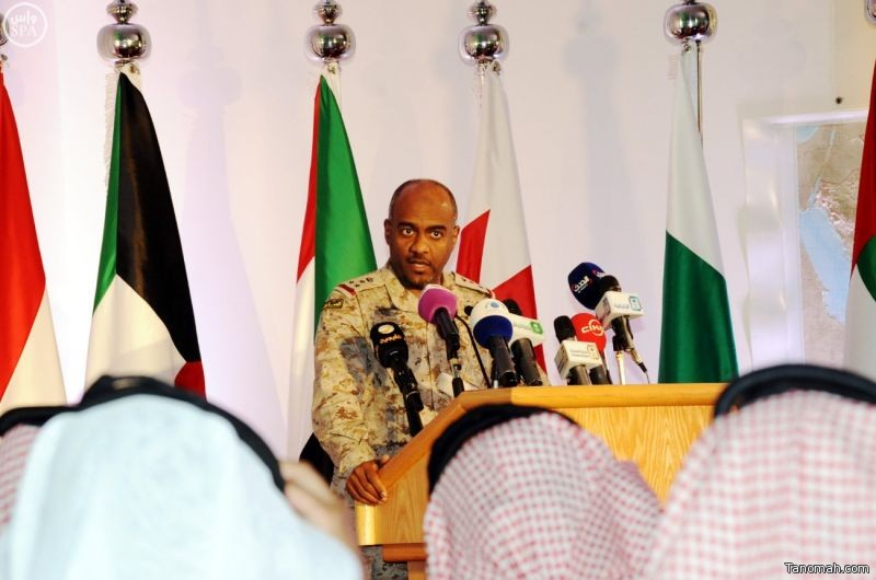 قيادة التحالف : إقدام الميليشيات الحوثية على خرق الهدنة الإنسانية