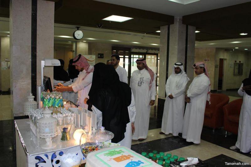 """الدكتور الشهري يرعى إحتفال اليوم العالمي """"لغسيل اليدين"""" بمستشفى خميس مشيط"""
