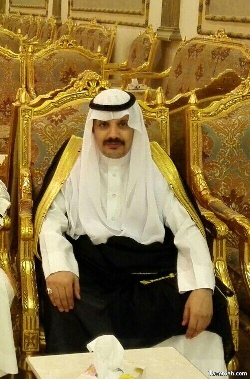 الزميل عبدالله محمد الشهري يحتفل بزواج إبنه في الرياض