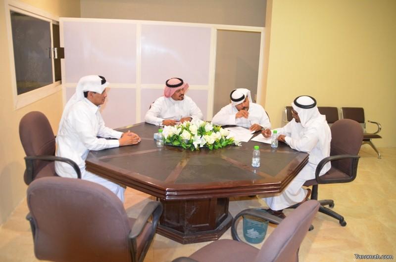 اللجنة الثقافية بالمجاردة تعقد اجتماعها الدوري الثاني