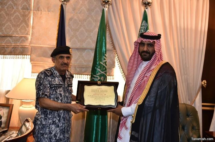 أحمد آل السيد يحصل على الدبلوم العالي في القيادة الإدارية