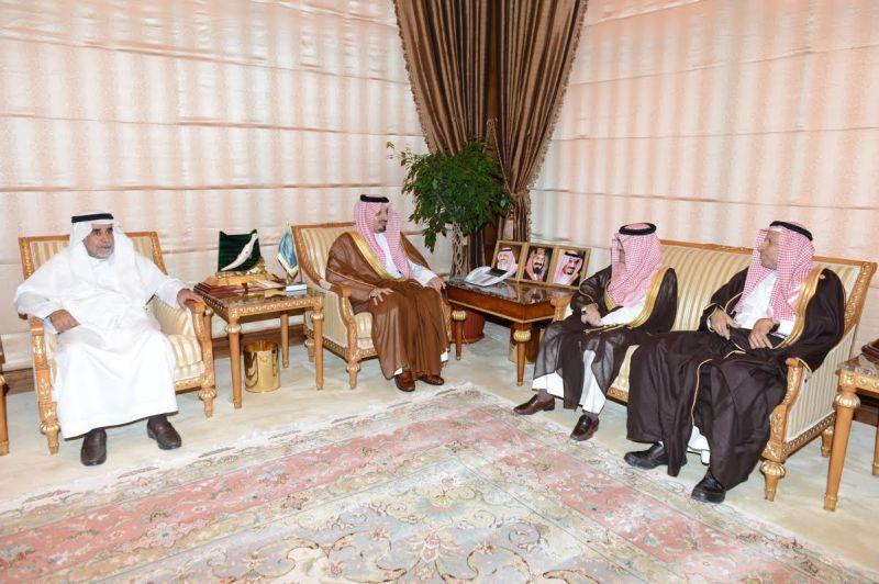 أمير عسير يستقبل رئيس المنظمة العربية للسياحة