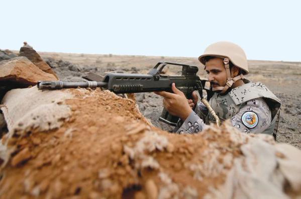استشهاد جنديين وإصابة 5 من رجال حرس الحدود
