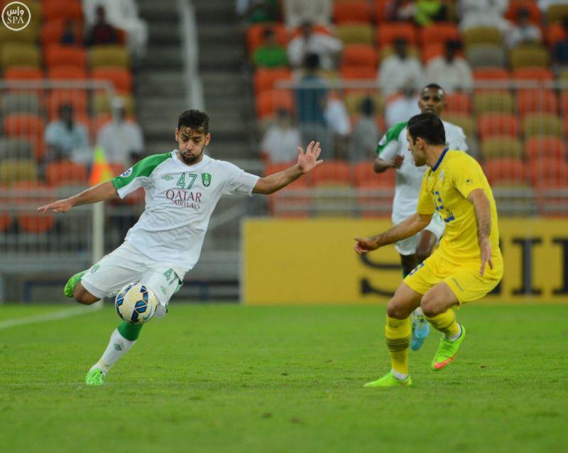 الأهلي السعودي يفقد فرصة التأهل لدور الأربعة في دوري أبطال آسيا