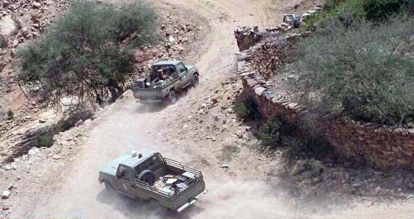 المتحدث الأمني لوزارة الداخلية : استشهاد جندي أول بعد تعرضه لقذائف عسكرية من الأراضي اليمنية