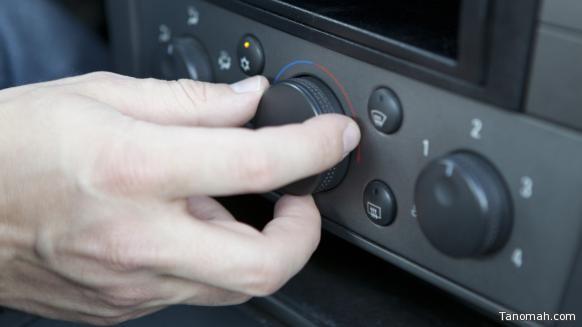 """#نصائح """" #نادي_السيارات_الألماني """" حول استعمال مكيف الهواء بالسيارة بطريقة صحية؟"""
