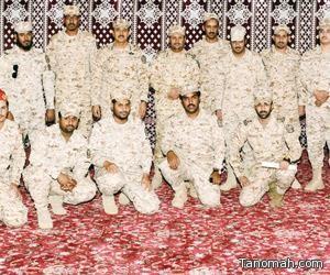 متعب بن عبدالله يصدر قراراً بإعفاء مرابطي الحرس الوطني من شروط الترقية