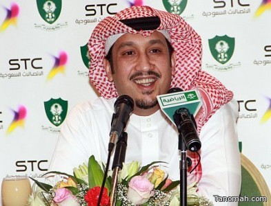 استقالة الأمير فهد بن خالد من إدارة النادي الأهلي