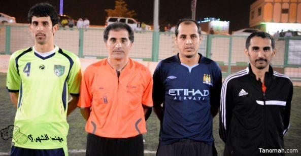 الراقي يتأهل الى المباراة النهائية في دورة كرة القدم الرمضانية